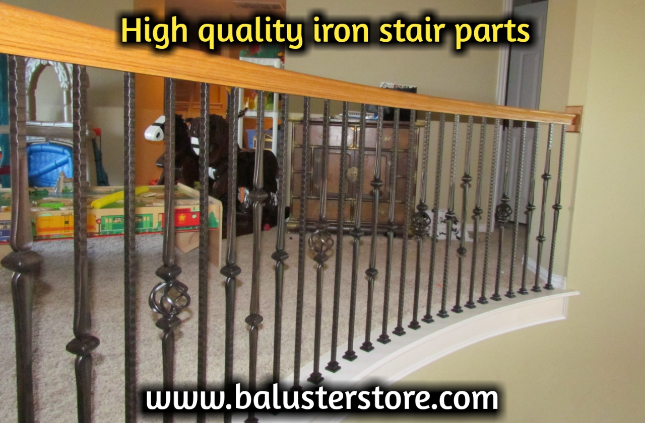 Iron Stair Parts