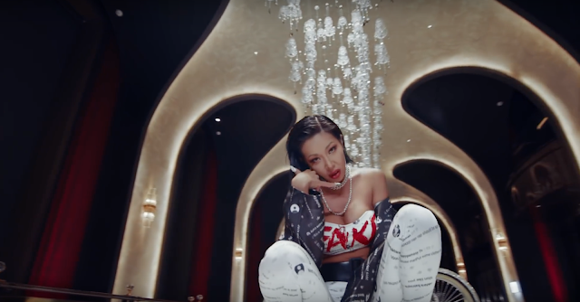 JESSI - WHO DAT B (MUSIC VIDEO)