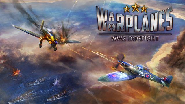 Warplanes: WW2 Dogfight v2.0.0 NSP XCI For Nintendo Switch
