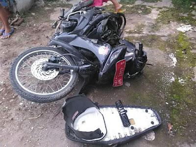Ditabrak Bus Harapan Jaya di Sidoarjo, Anggota TNI Tewas di TKP
