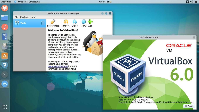How to install Latest VirtualBox 6 x in Ubuntu/Debian/Linux