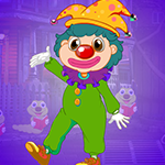 Play Games4King - G4K Ecstatic Clown Escape Game