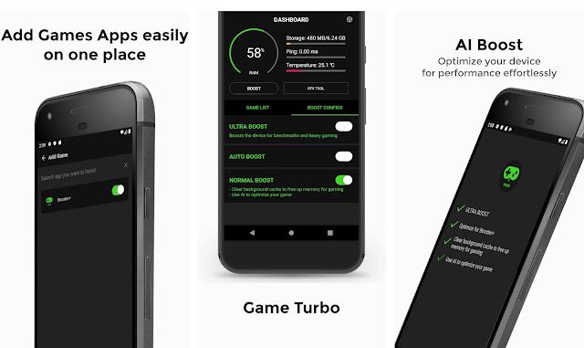 تحميل تطبيق Game Booster 4x Faster Pro