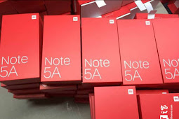 Xiaomi Redmi Note 5A-Harga dan Spesifikasi Terbaru (Price And Review)