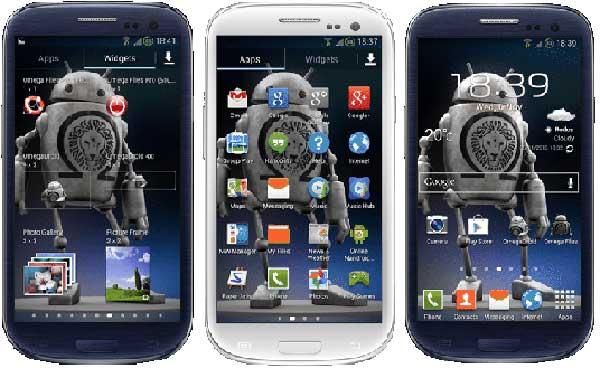 7 Custom ROM Terbaik untuk Samsung Galaxy S3 GT I9300