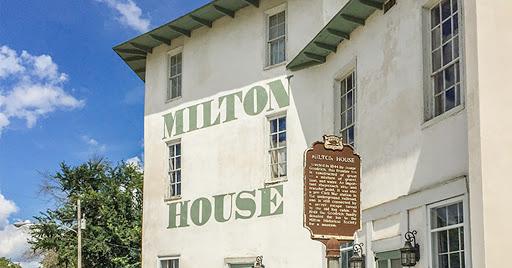 Historic Milton House on the Ice Age National Trail Milton Segment
