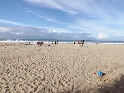 Pantai Sawarna yang indah