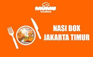 Pesan Nasi Box Jakarta Timur Menu Pilihan