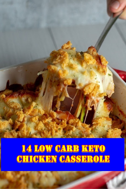 #14 #Best #Low #Carb #Keto #Chicken #Casserole #Recipes #You #Need #Right #Now
