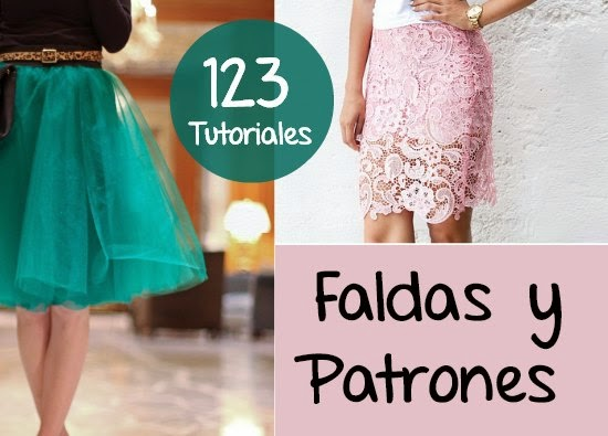 faldas, patrones, costura, labores, sewing skirts