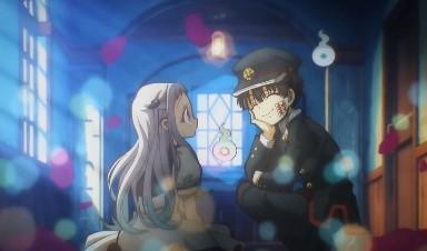 Jibaku Shounen Hanako-kun Episodio 02
