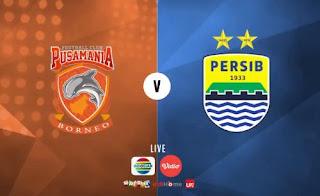 Susunan Pemain Borneo FC vs Persib Bandung #PersibDay