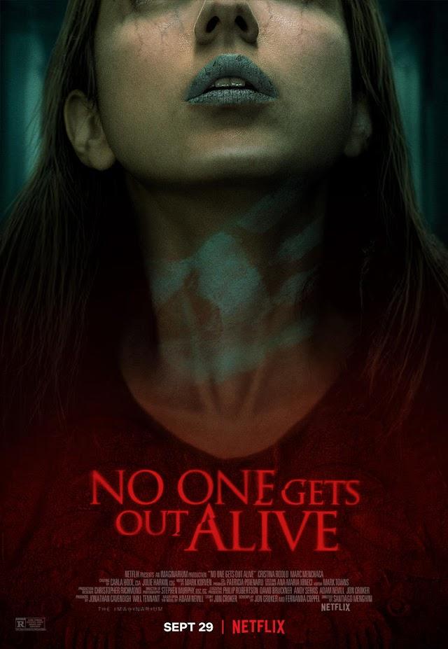 No One Gets Out Alive (Trailer Film Netflix 2021) Nimeni nu scapă cu viață