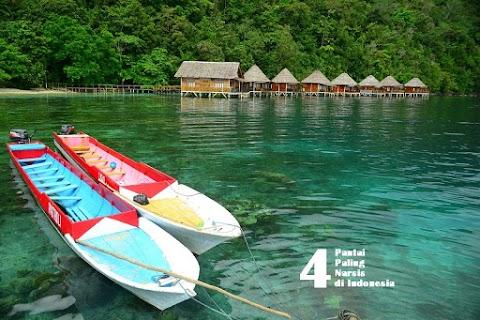 4 Pantai Paling Narsis di Indonesia, Kamu Pernah ke Sana?