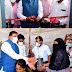 खुरई में मंत्री भूपेन्द्र सिंह ने किया वेक्सीनेशन महाअभियान का शुभारंभ  खुरई क्षेत्र में 79 हजार लोगों का वेक्सीनेशन, जिले में अव्वल