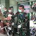 Dandim 0824/Jember Bagikan Takjil dan Masker Kepada Pengguna Jalan dalam Aksi Jum'at Berbagi