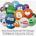 50 Situs Social Bookmark PR Tertinggi Tahun 2016