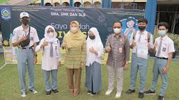 Gerakan Vaksinasi Bagi Pelajar Dimulai, Wagub NTB : Agar Aktivitas Belajar Terjamin Keamanannya