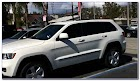 Jeep Cherokee TINTED WINDOWS