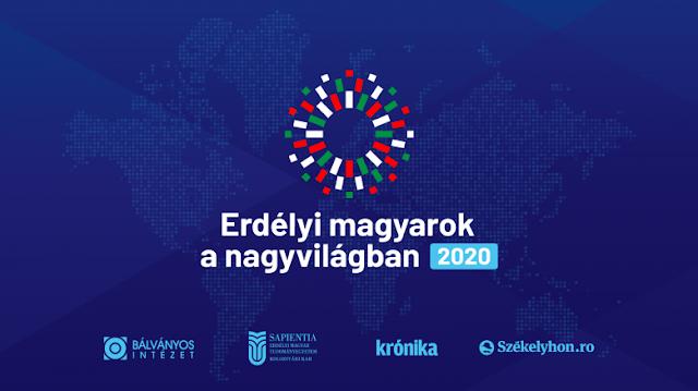 Erdélyi  magyarok a nagyvilágban: már több mint ezren kitöltötték a kérdőívet, válaszok csaknem félszáz országból