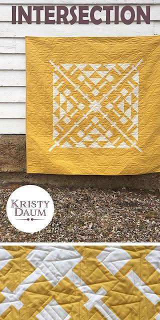 INTERSECTION Quilt Pattern - Kristy Daum