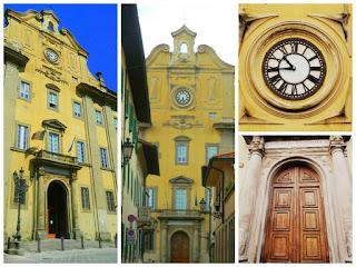 Mosaico di  Immagini del Collegio Cicognini di Prato