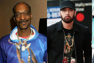 Snoop Dogg: Eminem Isn't In Top 10 Rappers