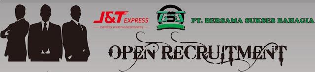 Lowongan Kerja di J & T Express