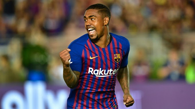 Chinese club offers £58 million for Barcelona's Malcom