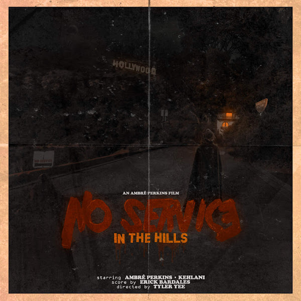 Ambré Perkins - No Service in the Hills (feat. Kehlani) - Single Cover