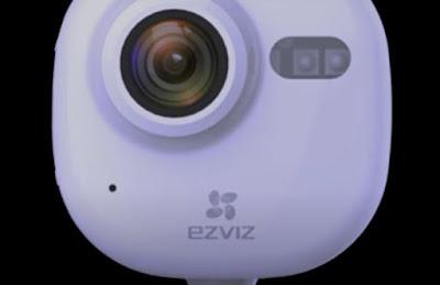 spesifikasi CCTC Hikvision Ezviz Mini Plus Full HD Resolusi 2 MP