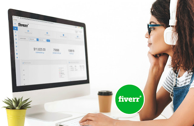Complete Introduction To Fiverr Affiliate Program | SignUp, Payment, Commissions, Marketing Tools
