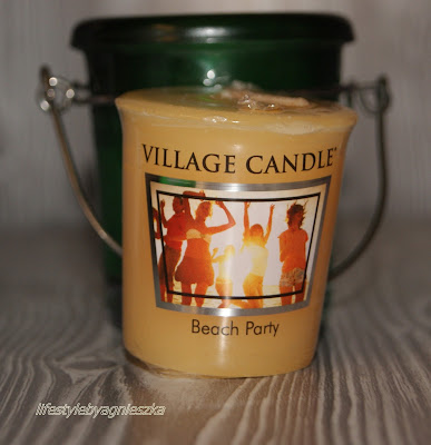 Village Candle - Beach Party