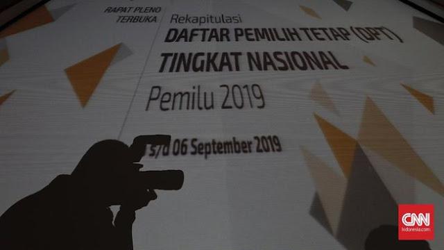 DPT Terlihat Stagnan, TKN Jokowi - Ma'ruf Khawatir