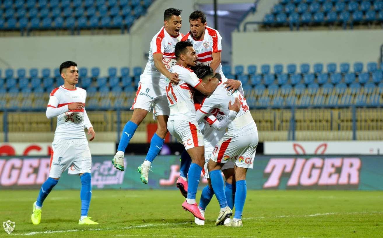 نتيجة مباراة الزمالك والترجي بتاريخ 14-02-2020 كأس السوبر الأفريقى
