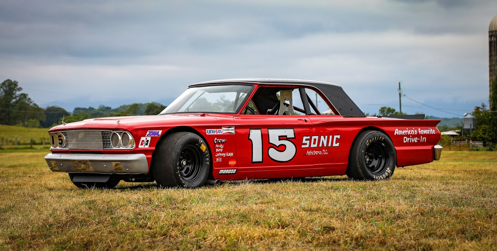 Mike Powell Brings NASCAR history to Groesbeck Grand Prix