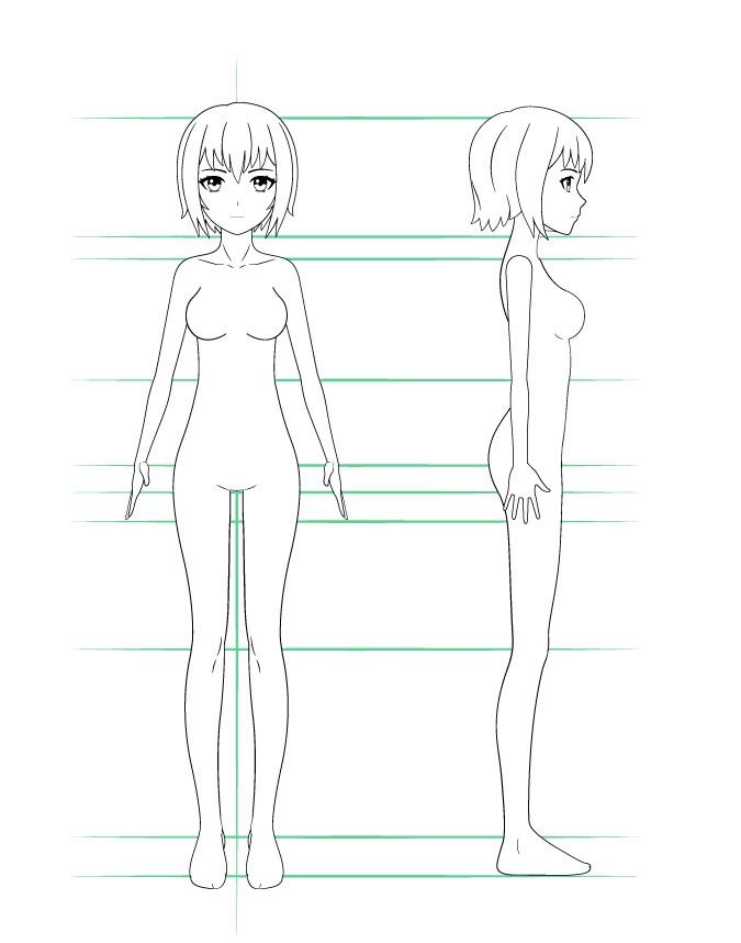 Langkah 3 - Gambar Detail