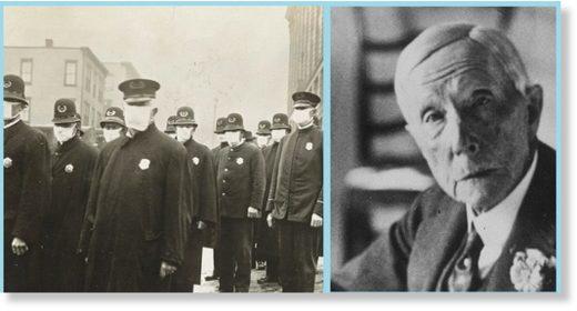 Cosa si nasconde dietro l' Influenza Spagnola del 1918