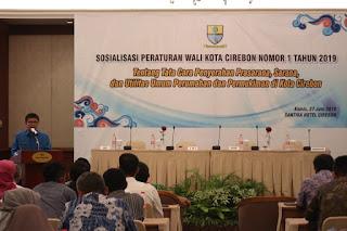 Banyak Pengembang Di Kota Cirebon Belum Serahkan Fasum Dan Fasos