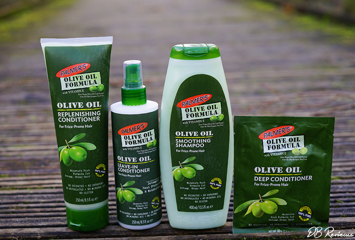 Palmer's Olive Oil Range