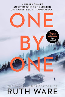 Book Review | One by One by Ruth Ware