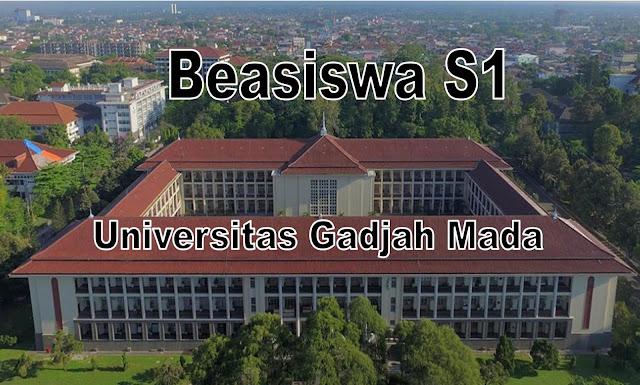Beasiswa Kuliah S1 Universitas Gadjah Mada