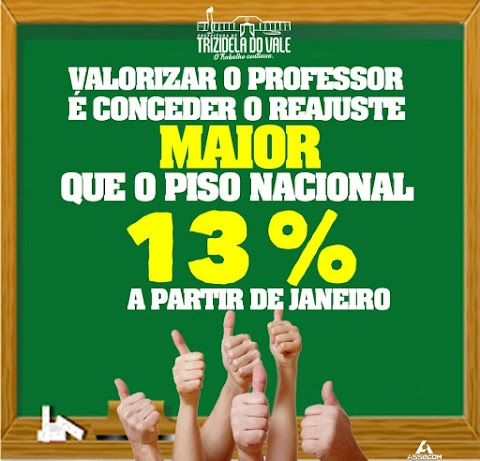 Prefeito Fred Maia surpreende educadores de Trizidela do Vale e anuncia aumento salarial superior ao do Governo Federal