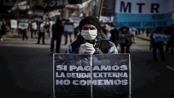 Gobierno argentino prorroga plazo de negociación de deuda
