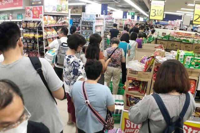कोरोना के दौरान बाज़ार से सामान खरीदकर लाये तो बरतें सावधानियां