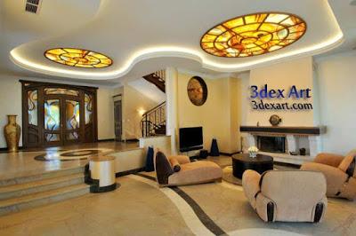 modern false ceiling designs for living room 2019 with lighting ideas, ceiling designs 2019