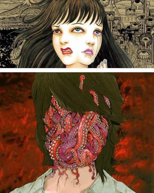nuevos mangas de Junji Ito, Suehiro Maruo y Shintaro Kago