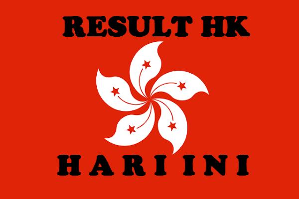 Result HK Hari Ini No Live