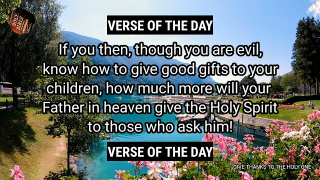 Verse of the Day August 14, 2021
