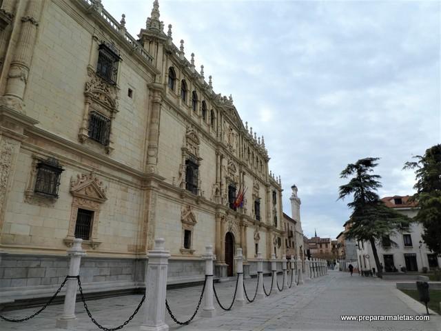 visitar universidad de Alcalá de Henares